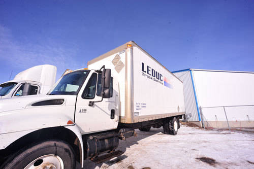 Safe, efficient, carteful household movers - Leduc Truck Service